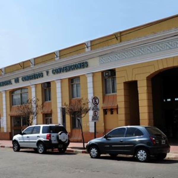 CENTRO MUNICIPAL DE CONGRESOS Y CONVENCIONES DE COSQUIN