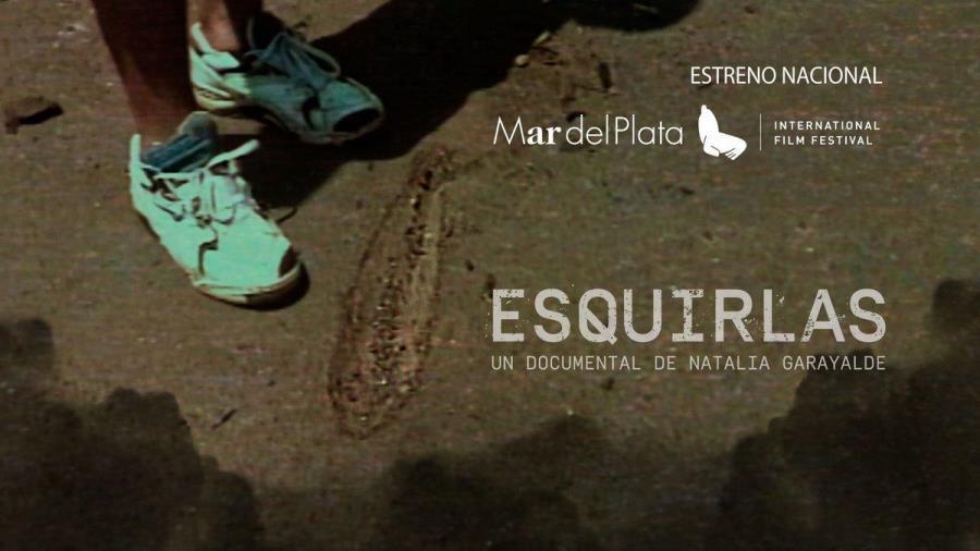 Cine: Esquirlas (de Natalia Garayalde, Argentina, 2020)