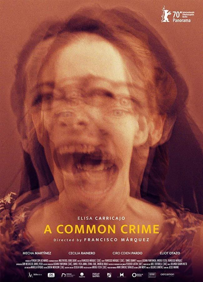 Un crimen común (de Francisco Márquez, Argentina, 2020)