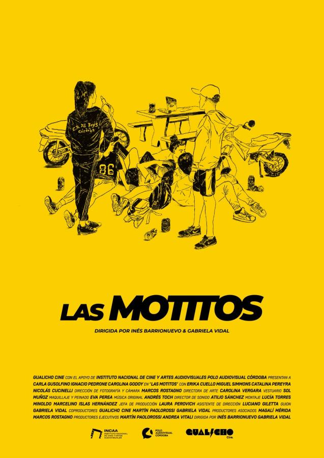 Cine: Las motitos