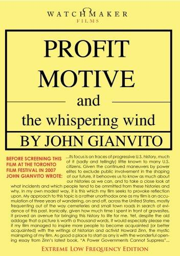 Cine por la Diversidad: Profit motive and the whispering wind