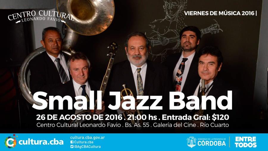 Small Jazz Band en el Leonardo Favio