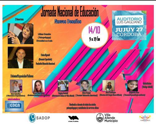 Jornada Nacional de Educación