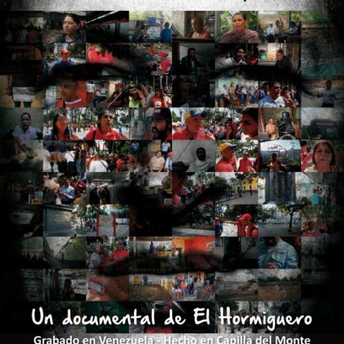 'Por culpa de Chávez – La construcción del Poder Popular' se presenta en Espacio Viarava