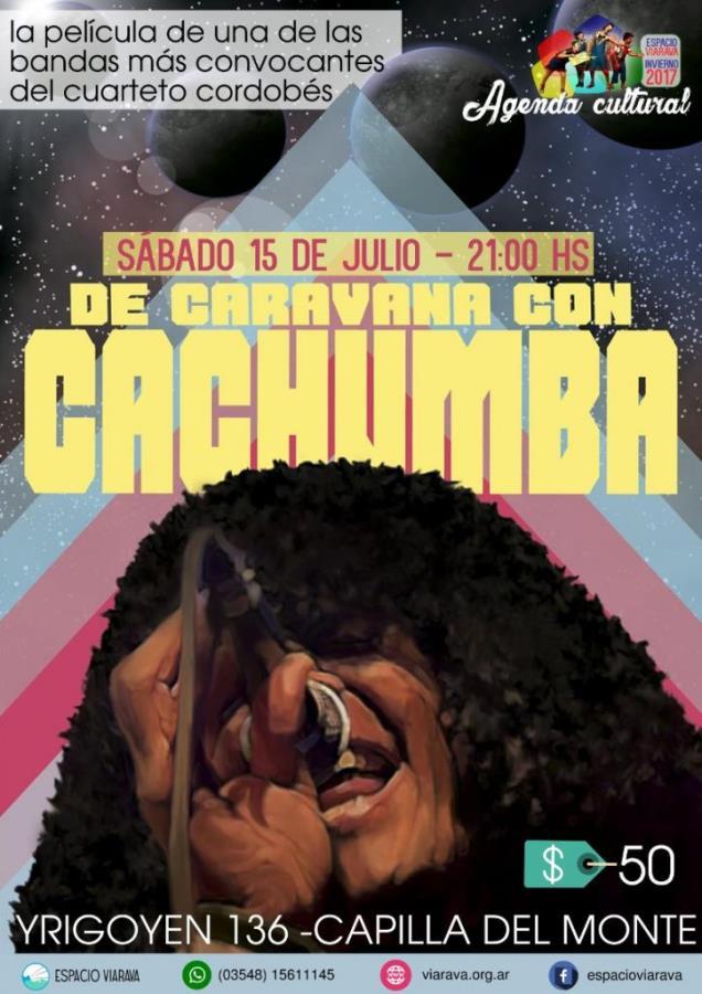 'De caravana con Cachumba' se presenta en Espacio Viarava