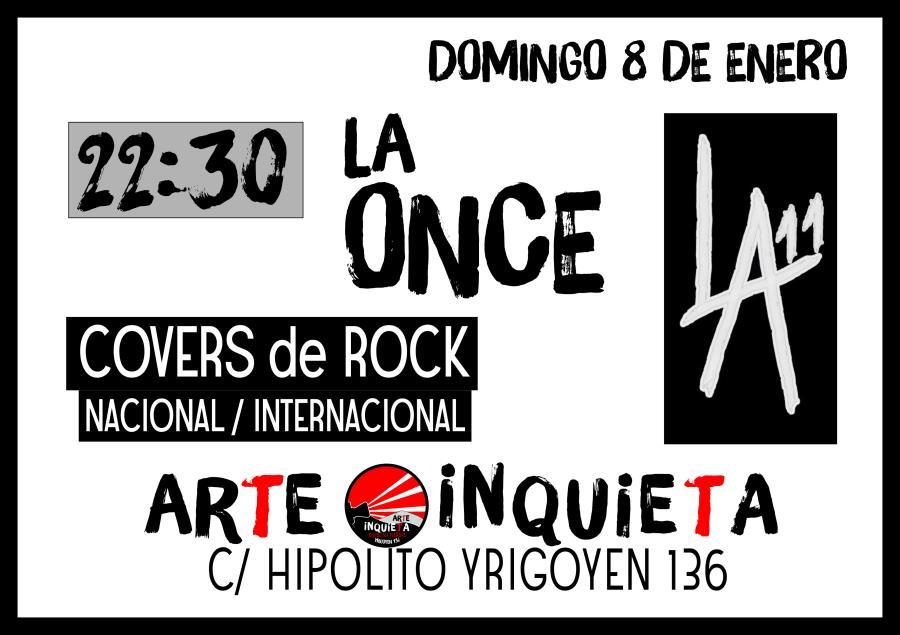 La ONCE (Rock nacional e internacional)