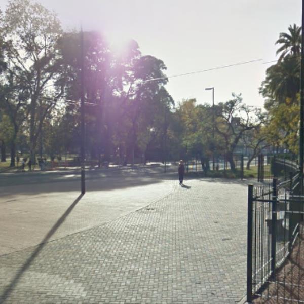 Plaza Barracas